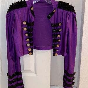 Glamour Costume Jacket Large adult